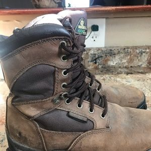 Women's Rocky insulated boots